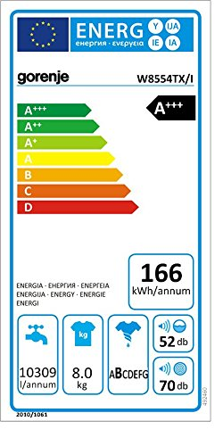 Gorenje-W-8554-TXI-Waschmaschine-FL-A-8-kg-1400-upm-wei-Totaler-AquaStop-SensoCare-Waschsysteme-VitaProgramme