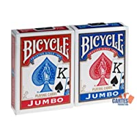 US-Playing-Card-Company-Pokerkarten-Bicycle-Jumbo-Index