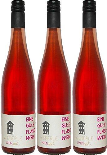 Weingut-Via-Eberle-Eine-gute-Flasche-Wein-Cuvee-rose-2016-Trocken-3-x-075-l