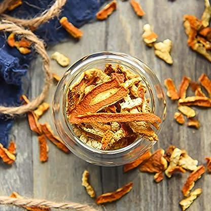 Chinesischer-Krutertee-Getrocknete-Mandarinenschale-Neuer-duftender-Tee-Gesundheitswesen-blht-Tee-erstklassiges-gesundes-grnes-Lebensmittel
