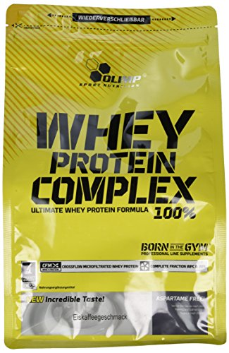 Olimp Whey Protein Complex Ice Coffee, 1er Pack (1 x 700 g)
