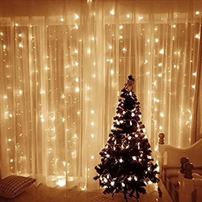 MORECOO-15M-150-LEDs-Solar-Lichterkette-8-Modes-Kupferdraht-Lichterkette-mit-bewegungsmelder-Auen-Dekorativ-Beleuchtung-fr-Neujahr-Hochzeit-Party-Fest-im-Zimmer-Garten-Baum-Terrasse-usw-warm-wei
