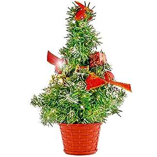 The-Twiddlers-Saisonale-Weihnachten-Dekoration-Schreibtisch-Mini-Baum-Knstlicher-im-Topf-Weihnachtsbaum-Ideale-Dekoration-bei-Partys-fr-kleine-Flchen-Tische-Schreibtische-bis-zu-42-cm