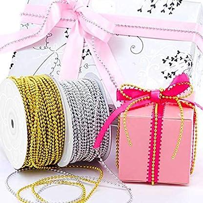 Perlengirlande-6-Rollen-Perlenband-Perlenkette-fur-Hochzeit-Haarschmuck-Brautstrau-Deko-Perlenschnur-fur-Schmuckherstellung-DIY-Handwerk-Tischdeko-Knstlich-Perle-Schnur-Girlande