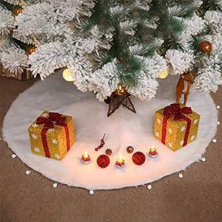 Feitb-Baumdecke-Weihnachtsbaum-Plsch-Weihnachtsbaumrock-Christbaumdecke-Weihnacsbaum-Dekoration-Weihnachtsbaum-Rock-Plsche-Christbaumstnder-Teppich-Weihnachtsbaumdecke-fr-Weihnachten-Neujahr