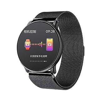 Chenang-Gehrtetes-Glas-Bildschirm-Smartwatch-Fitness-Uhr-mit-Herzfrequenzmessung-Unisex-Schlafmonitor-und-Fitness-Tracker-zur-Herzfrequenz-und-Fitnessaufzeichnung