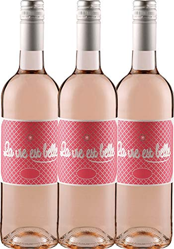 3er-Paket-La-vie-est-belle-Ros-2017-La-vie-est-belle-lieber-Roswein-franzsischer-Sommerwein-aus-Languedoc-3-x-075-Liter
