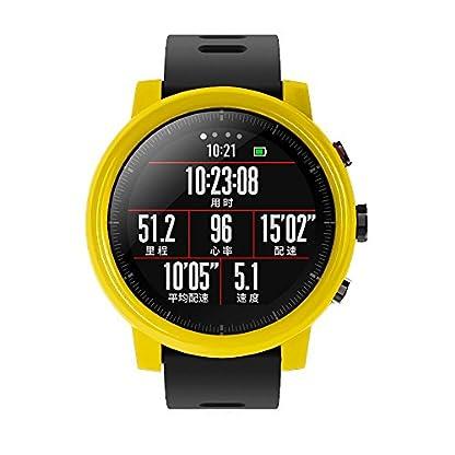 Zolimx-Smart-Watch-Uhrengehuse-PC-Gehuse-Schutzhlle-fr-Amazfit-Stratos-Smartuhr