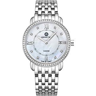 Granton-Damen-Armbanduhr-COLLECTION-MARQUISE-Analog-Quarz-36mm-damenuhr