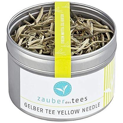 Zauber-des-Tees-Gelber-Tee-Yellow-Needle-35g