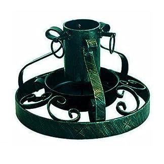 Weihnachtsbaumstnder-Christbaumstnder-Antik-Design-Eisen-Metall–ca-285-cm