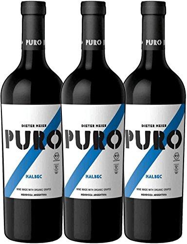 3er-Paket-Puro-Malbec-2017-Dieter-Meier-trockener-Rotwein-argentinischer-Biowein-aus-Mendoza-3-x-075-Liter