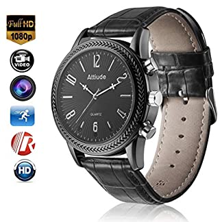 16GB-Handgelenk-Smart-Watch-Kamera-HD-1080P-Infrarot-Nachtsicht-High-End-Kamera-schwarz