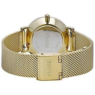 Cluse-Damen-Armbanduhr-Analog-Quarz-Edelstahl-CL30010
