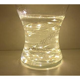 LED-Drahtlichterkette-Lichterkette-Lichterkette-Lmpchen-Batterie-transparentes-Weihnachten-Weihnachtsbeleuchtung-Leuchtdauer