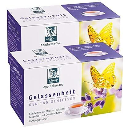 BADERs-Apotheken-Tee-Gelassenheit-Mit-Lavendel-Baldrian-und-Melisse-Den-Tag-genieen-in-der-Nacht-gut-schlafen-2-x-20-Filterbeutel-PZN-09738486