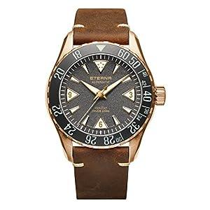 Eterna-KonTiki-Diver-LE-300-PCS-Herren-Armbanduhr-Automatik-1291-78-49-1422