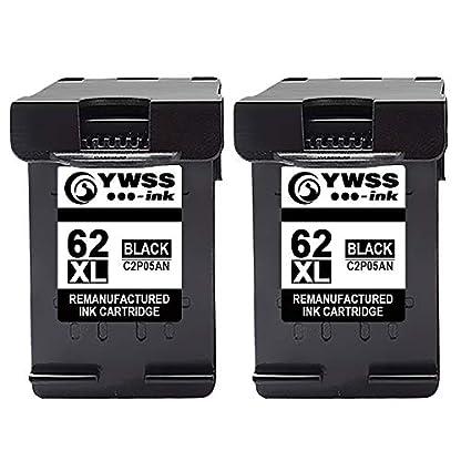 YWSS-Wiederaufbereitete-Tintenpatrone-fr-HP-62XL