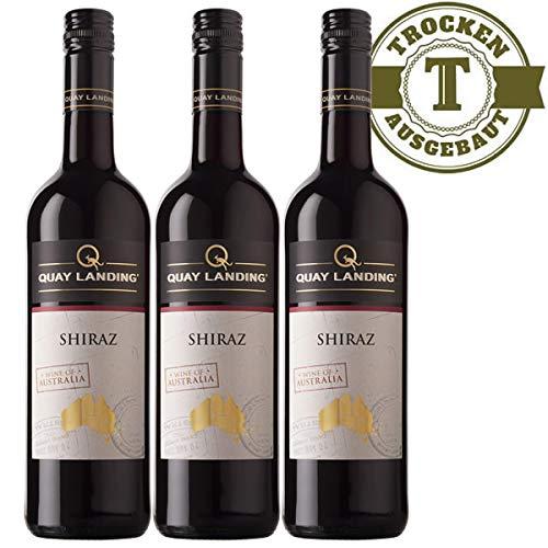 Rotwein-Australien-Quay-Landing-Shiraz-und-Cabernet-Sauvignon-2015-trocken-3x075l