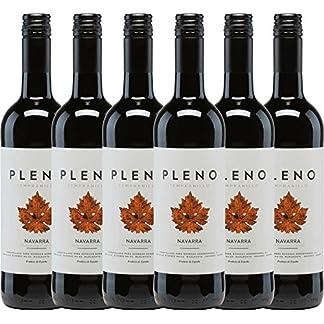 6er-Paket-Pleno-Tempranillo-Tinto-DO-2017-Bodegas-Agronavarra-trockener-Rotwein-spanischer-Wein-aus-Aragonien-6-x-075-Liter