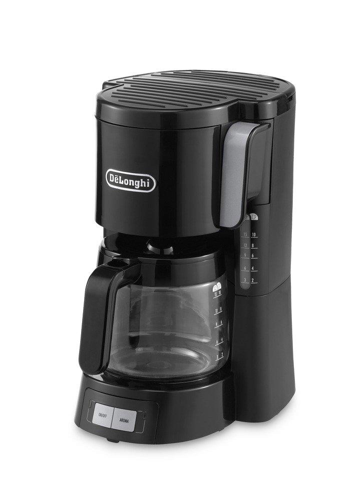 DeLonghi-ICM-15240BK-Filterkaffeemaschine