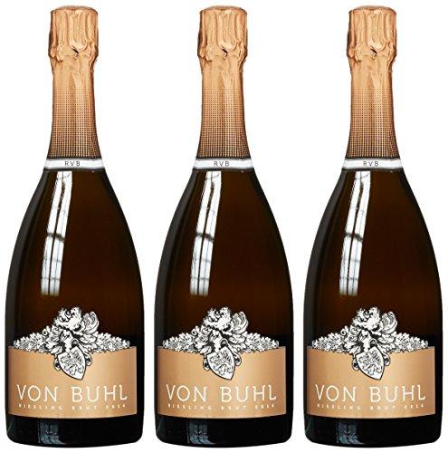 Weingut-Reichsrat-von-Buhl-Riesling-Sekt-20142015-Trocken-3-x-075-l