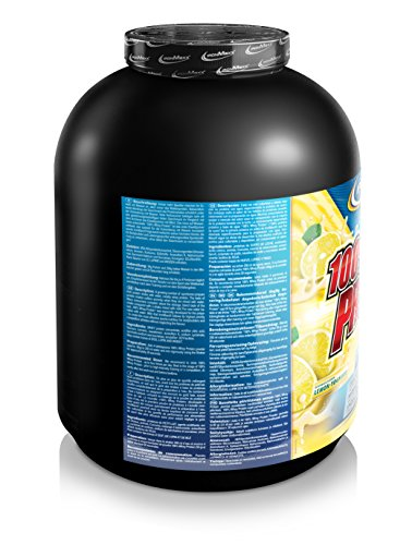 IronMaxx 100% Whey Protein / Whey Eiweißshake auf Wasserbasis / Proteinpulver mit Lemon-Joghurt Geschmack / 1 x 2,35 kg Dose