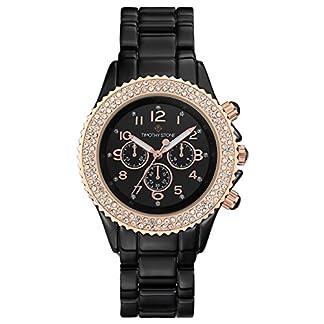 Timothy-Stone-Damen-Armbanduhr-AMBER-CERAMIC-Analog-Quarz-damenuhr