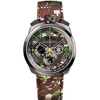 Bomberg-Bolt-68-Herren-Armbanduhr-45mm-Armband-Textil-Batterie-45CHPGM0383