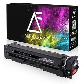 Alphafax-Toner-kompatibel-zu-HP-CF-540X-fr-Color-Laserjet-Pro-M-280nw-M-281fdn-M-281fdw-M-254nw-M-254dw-203X-Schwarz-3200-Seiten