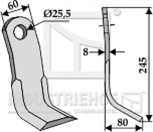 Y-Messer-Mulchmesser-63-FEI-02-passend-fr-Agrimaster-Claas-Kuhn-Vogel-Noot-Mulcher