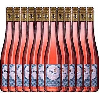 12er-Paket-Sissi-Franz-liebliches-Ros-2017-Weingut-Hammel-lieblicher-Roswein-deutscher-Sommerwein-aus-der-Pfalz-12-x-075-Liter