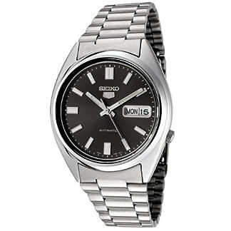 Seiko-Unisex-Uhr-Analog-Automatisch-mit-Edelstahlarmband–SNXS79K