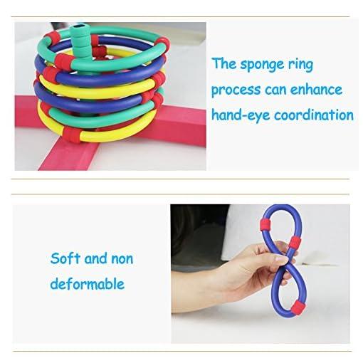 Ringwurfspiel-Ringe-Werfen-Spielzeug-fr-Drauen-Werfen-den-Ring-fr-Kinder-und-Erwachsene-Ringwurfspiel-Aktiver-Outdoor-und-Indoor-Spielspa-mit-6-Ringen