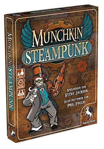 Pegasus-Spiele-17248G-Munchkin-Steampunk