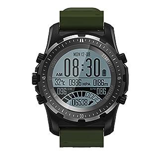 Docooler-S966-Sport-Herrenuhr-Outdoor-GPS-Wandern-Herzfrequenz-132-Zoll-Bildschirm-Smartwatch-fr-iOS-80-Android-43-und-hher