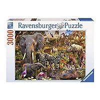 Ravensburger-17037-Afrikanische-Tierwelt-3000-Teile-Puzzle