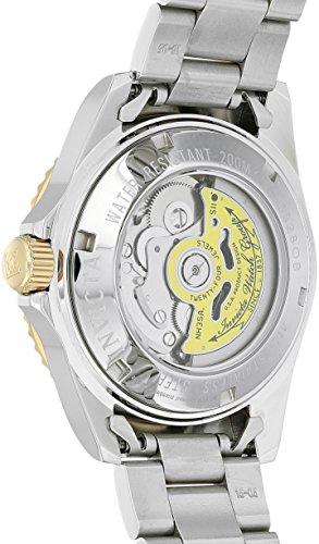 Invicta-Unisex-Uhr-Analog-Automatisch-mit-Edelstahlarmband–8928OB