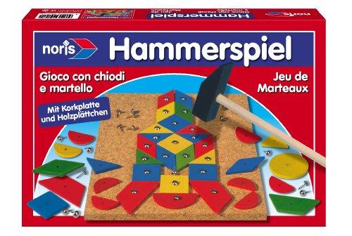 Noris-Spiele-606049101-Hammerspiel-Kinderspiel