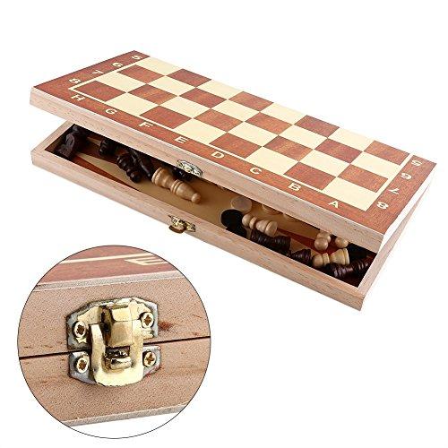 schachspiel holz delaman schachspiel backgammon aus holz. Black Bedroom Furniture Sets. Home Design Ideas