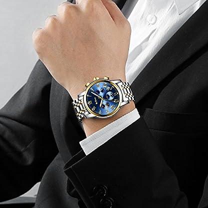 Herren-Luxus-Uhren-Mnner-Chronograph-Wasserdicht-Datum-Kalender-Armbanduhr-Analog-Quarz-Uhren-Mnnlich-Multifunktio-Geschft-Lssig-Edelstahl-Uhr