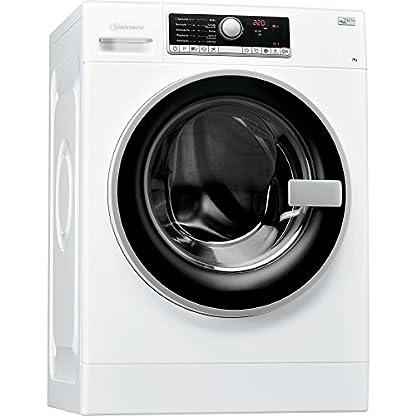 Bauknecht-WA-Prime-754-Z-Waschmaschine-FLA-157-kWhJahr-1400-UpM-7-kgExtrem-leise-mit-48-dbZEN-Direktantriebwei