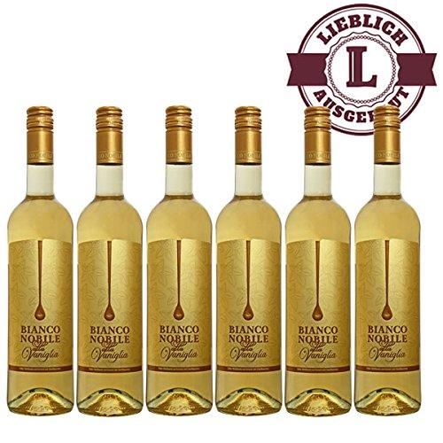 Weiwein-Bianco-Noblile-alla-Vaniglia-6x075l-VERSANDKOSTENFREI