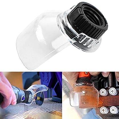 BONNIO-Elektrischer-Schleiferabdeckungsfall-A550-Schild-Drehwerkzeugzubehr