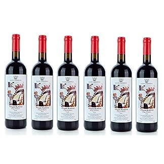 6-Flaschen-King-of-Hearts-Rot-trocken-750ml115-Nico-Lazaridi-aus-Griechenland-10-ml-griechisches-Olivenl-im-Probiersachet