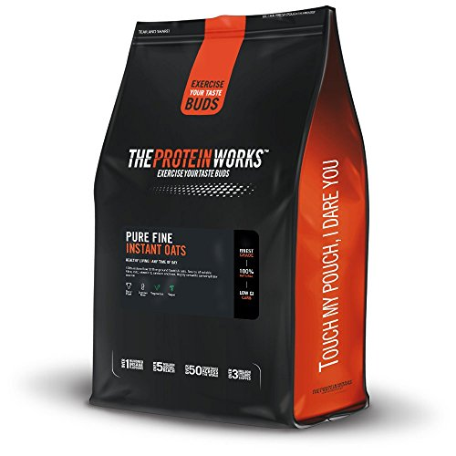 THE PROTEIN WORKS Pure Fine Oats, Geschmacksneutral, 4kg