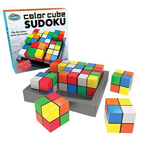 Think-Fun-1534-Farbe-Cube-Sudoku