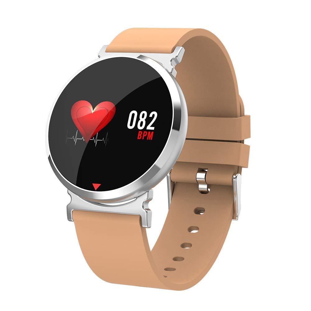 Milnnare-Smart-Armbanduhr-Multifunktionaler-HD-Bildschirm-Fitness-Tracker-Monitor-Armband