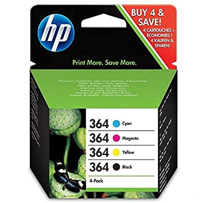 HP-364-Multipack-Original-Druckerpatronen-fr-HP-Deskjet-HP-Officejet-HP-Photosmart