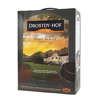 3x-DROSTDY-HOF-SHIRAZ-MERLOT-BAG-IN-BOX-3L-Incl-Goodie-von-Flensburger-Handel